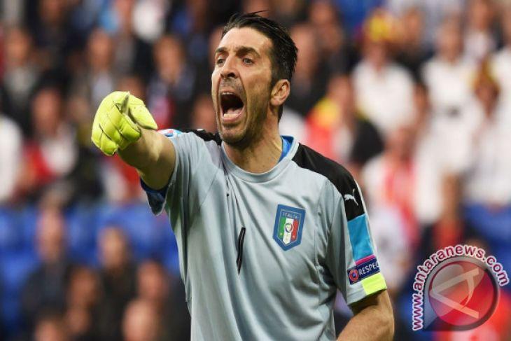 Sejumlah Pemain Italia Pensiun