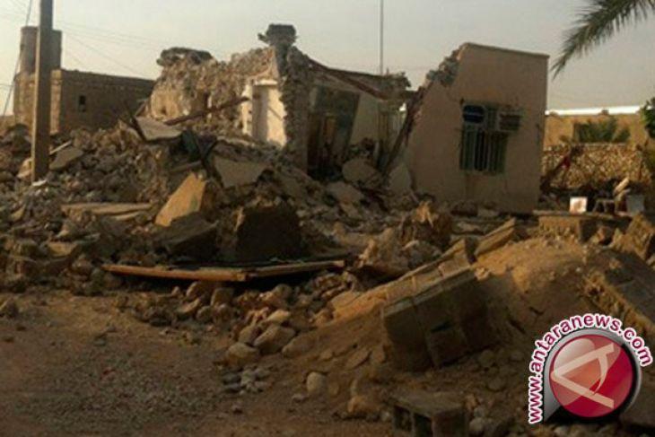 Sudah 445 Korban Jiwa Gempa Iran-Irak