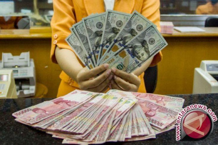 Rupiah menguat Lima Poin Jadi Rp15.230