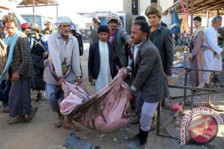 Koalisi Saudi imbau warga Yaman kosongkan area pemberontak