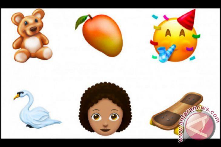 Siap-siap emoji baru di Android dan iOS 2018
