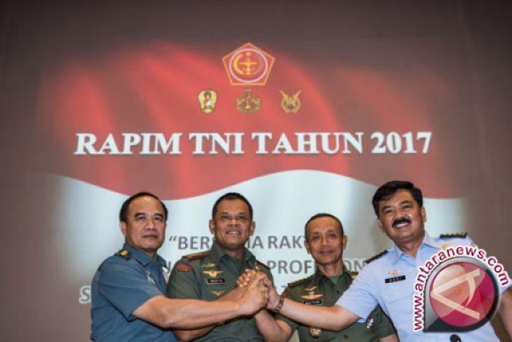 Panglima TNI antarkan Hadi Tjahjanto hadiri uji kelayakan
