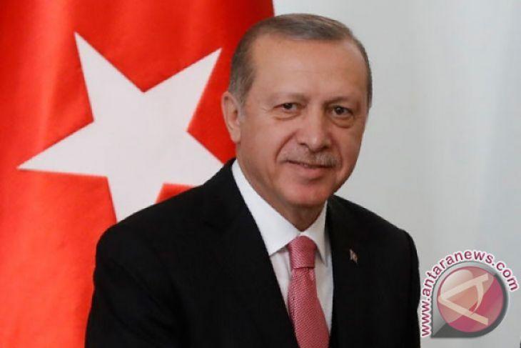 Presiden Turki Tunjuk Menantu Sebagai Menteri Keuangan