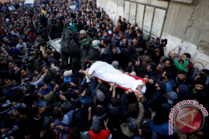 Israel serang Hamas di Gaza