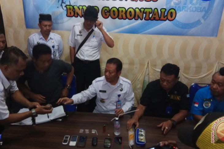 BNNP Tetapkan Istri Wawali Gorontalo Tersangka Narkoba