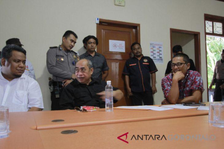 Pasangan Adhan-Hardi Gugat KPU Kota Gorontalo