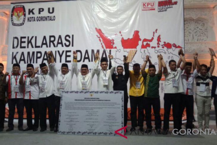 Deklarasi Pilkada Damai Kota Gorontalo