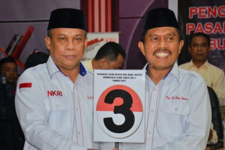 Panwaslu Gorontalo Utara ingatkan calon berstatus ASN