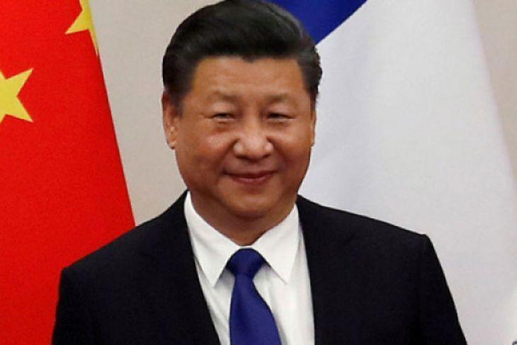 Presiden China Sampaikan Salam Untuk Jokowi
