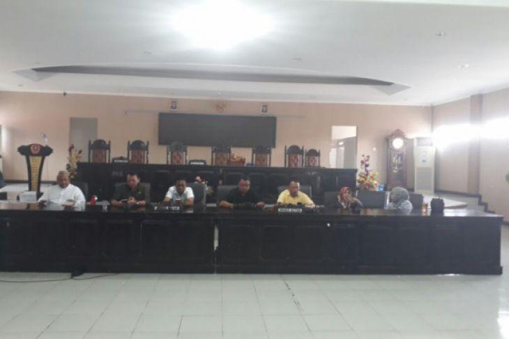 Rapat Bersama Mitra Kerja DPRD Gorontalo Utara