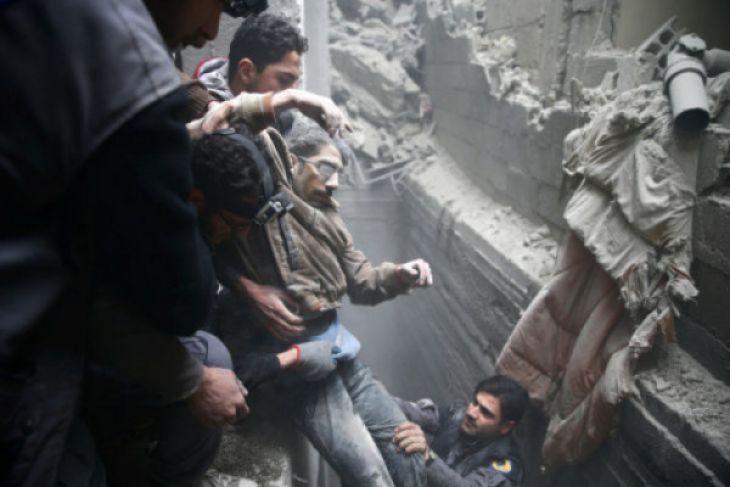 Arab Saudi Dukung AS Serang Suriah Atas Fasilitas Militernya