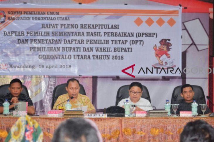 KPU Gorontalo Utara Rekrut KPPS