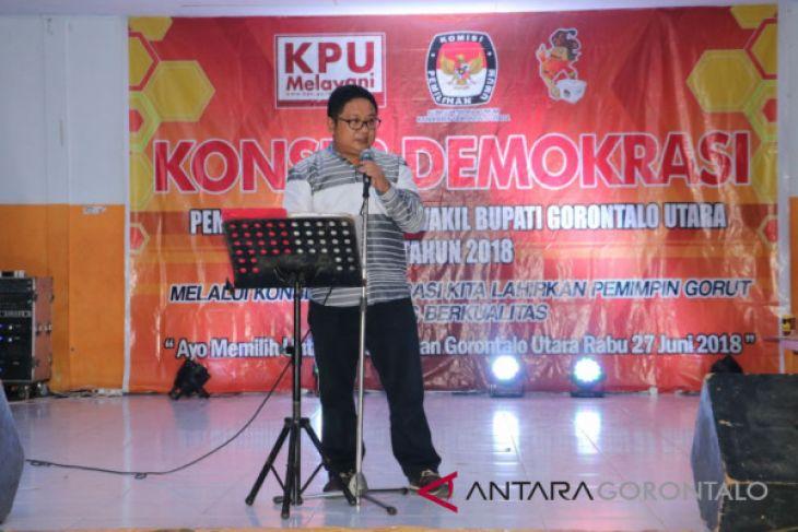 Ketua KPU Pastikan Sosialisasi Pilkada Rasional Bermartabat
