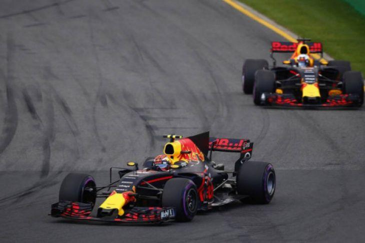 Ricciardo Juara GP F1 China
