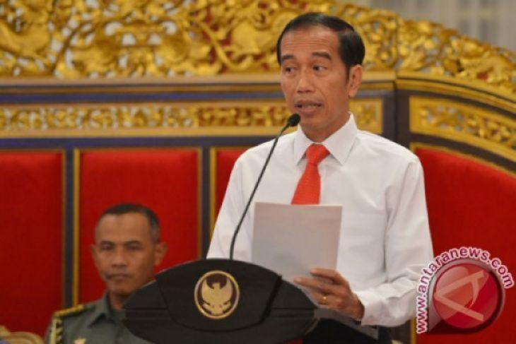 Presiden Minta TNI-Polri Amankan Situasi Ramadhan