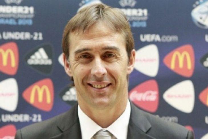 Julen Lopetegui Ditunjuk  Jadi Pelatih Real Madrid
