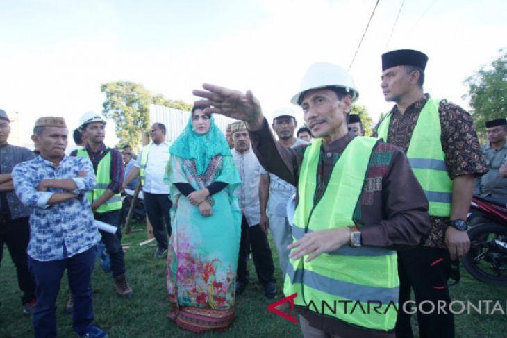 Pemkab Gorontalo Mulai Bangun Rusunawa Senilai Rp20 miliar