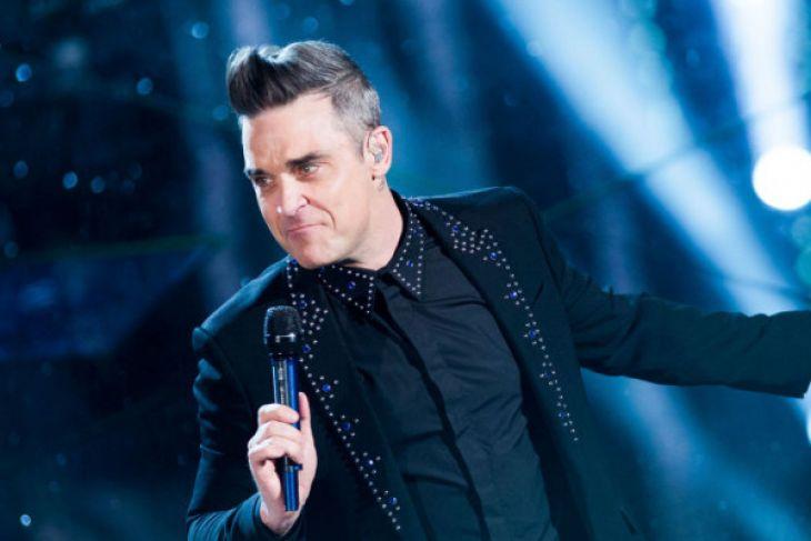 Penyanyi Robbie Williams Akan getarkan Pembukaan Piala Dunia