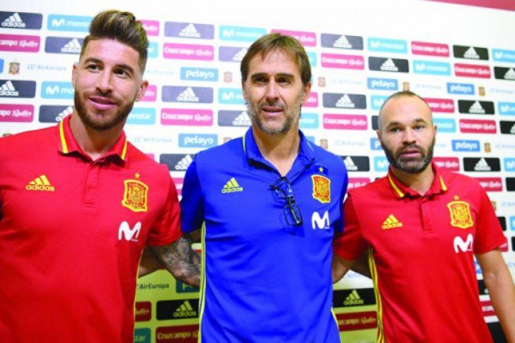 Rumor Spanyol Segera Pecat Lopetegui