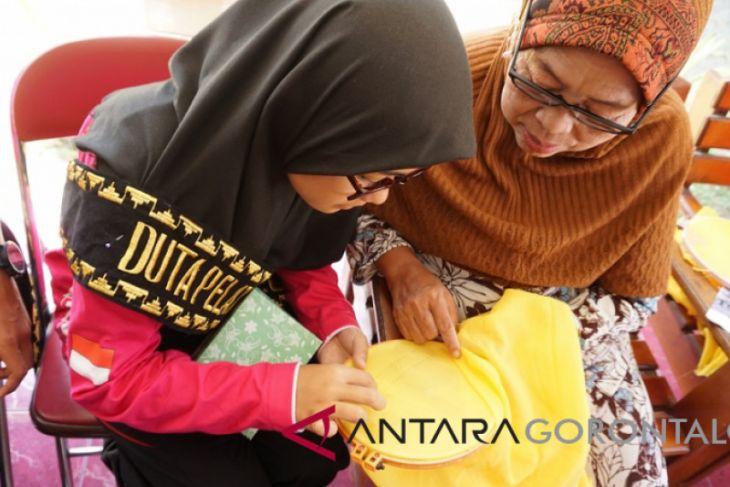 BUMN Hadir - SMN Lampung Belajar Sulaman Karawo Gorontalo