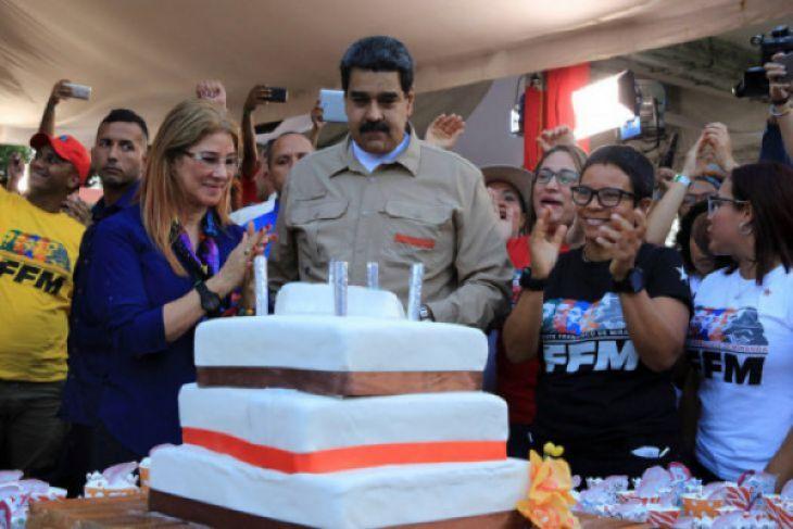 Presiden Venezuela Selamat Dari Serangan