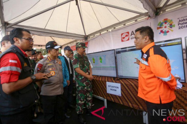 TNI Siap Bantu Polri Amankan Asian Games