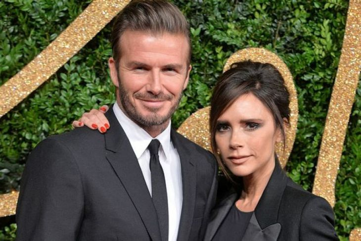David Beckham dan keluarga Liburan di Bali