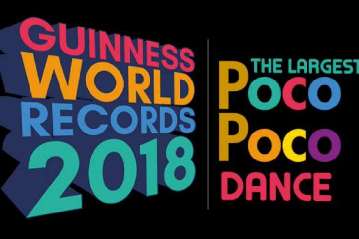 65 Ribu Orang Akan Pecahkan Rekor Dunia Poco-Poco