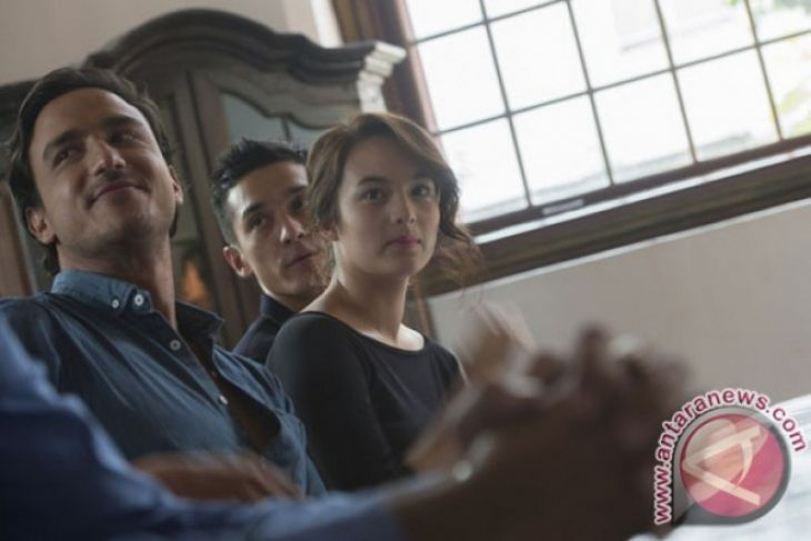 Miller Khan Ketagihan Main Drama Musikal
