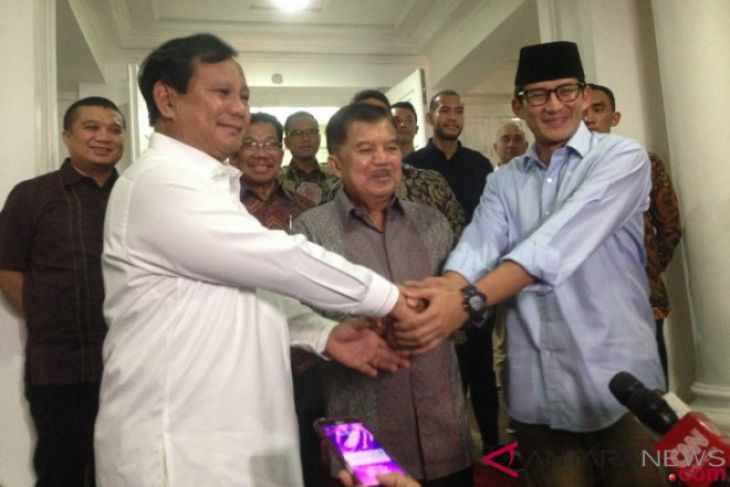 Prabowo-Sandiaga Akan Bentuk Tim Turbulensi Ekonomi