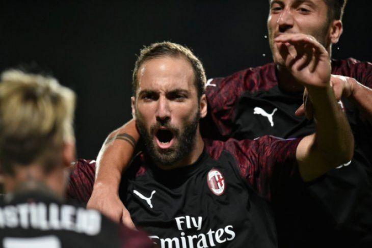 Hasil dan Klasemen Grup A-F, Milan Bawa Pulang Tiga Poin Dari Kandang Dudelange