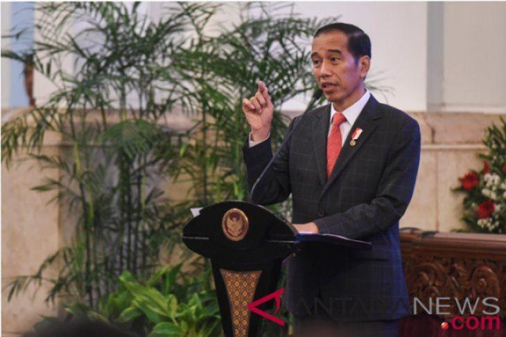 Presiden Analogikan Ekonomi Global Dengan Film