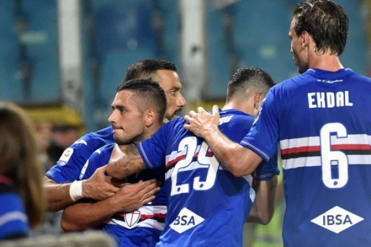Sampdoria Imbang 1-1 Dengan Tamunya Fiorentina