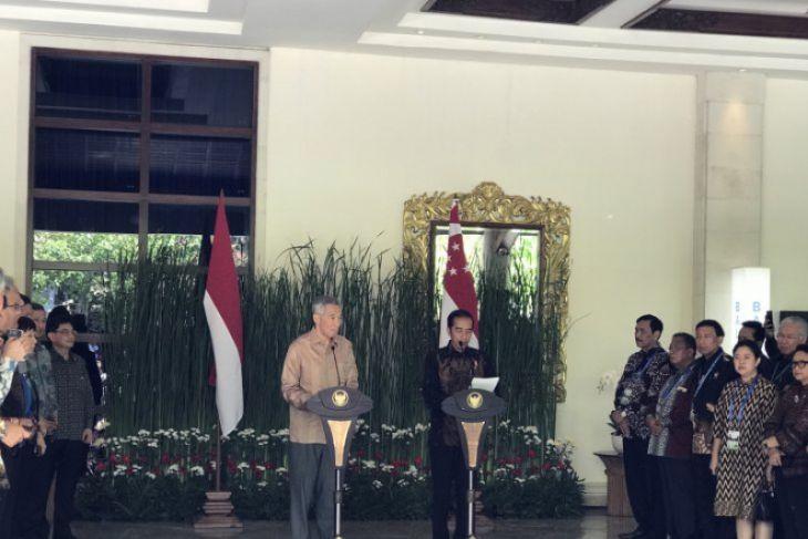 IMF-WB - Jokowi-Lee Sepakat Buka Lebih Luas Konektivitas Demi Pertumbuhan Pariwisata