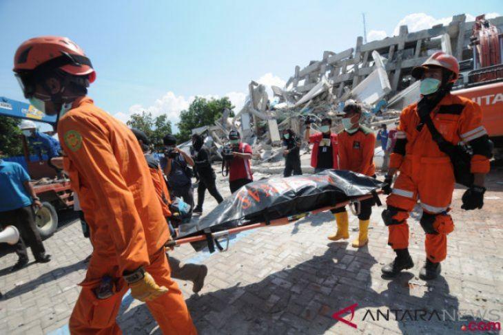 Atlet Paralayang Korban Gempa Disebut Sebagai Pahlawan Milenial Sulut