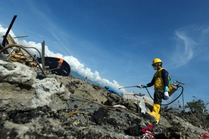 Badan Geologi: Area Terdampak Likuifaksi Sudah Tak Layak Huni