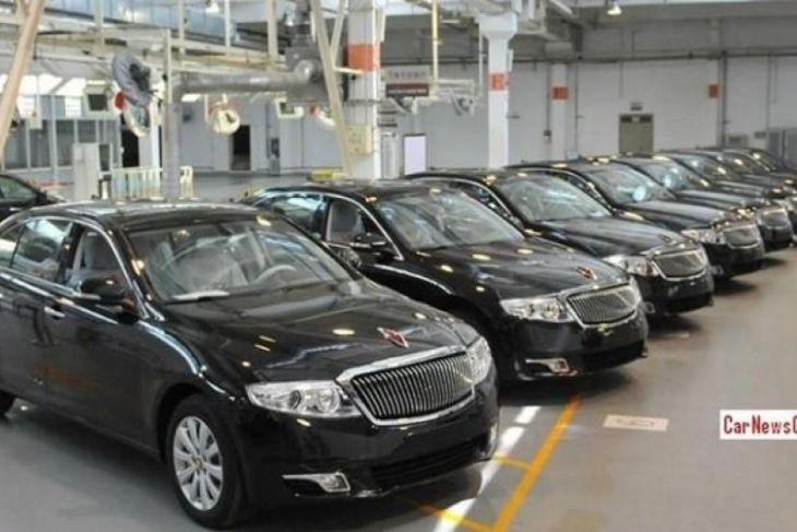 Penjualan Mobil China Melorot Tiga Bulan Beruntun
