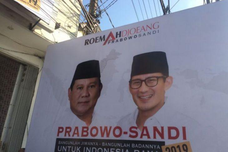 Roemah Djoeang Siapkan 35 Ribu Relawan menangkan Prabowo-Sandi