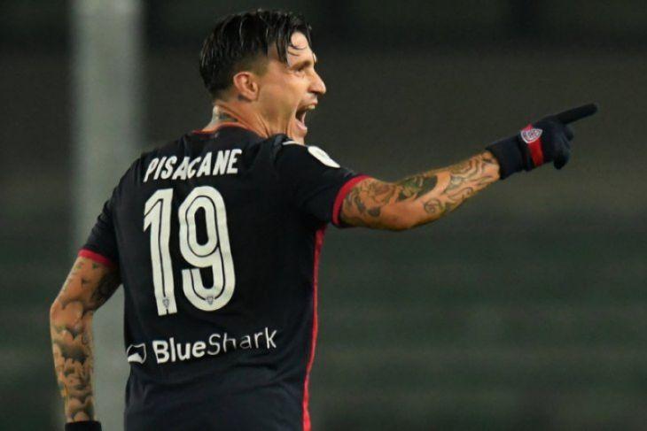 Cagliari Melaju Ke 16 Besar Piala Italia