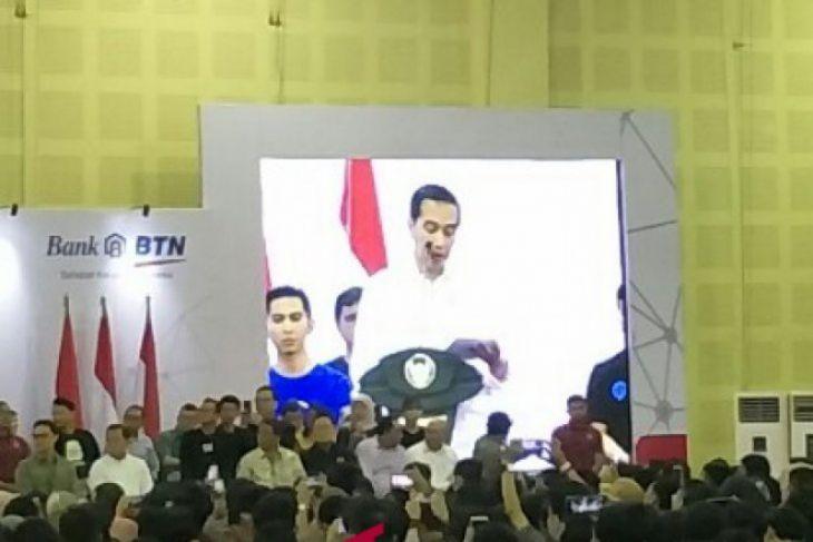 Presiden Jokowi Minta Para