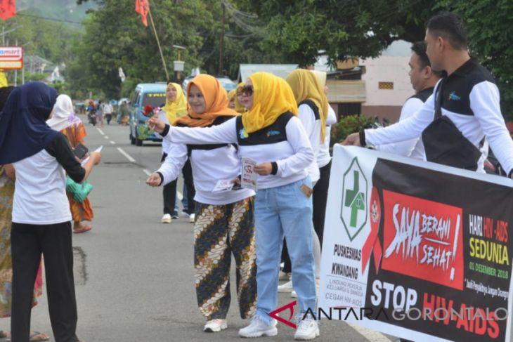 Puskesmas Kwandang Kampanye HIV/AIDS di Trans Sulawesi