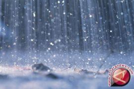Magelang hujan es