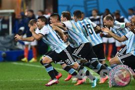 Argentina, Brazil telan kekalahan pahit kualifikasi Piala Dunia