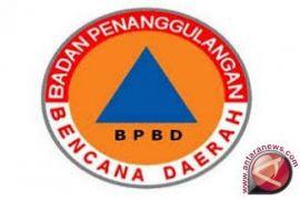 BPBD: logistik untuk warga terdampak bencana tersedia