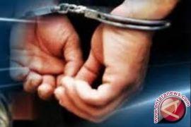 Empat pemuda pesta sabu ditangkap polisi