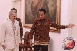Pangeran Alwaleed tawari Indonesia buka rumah sakit di Arab