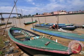 Kesulitan Bahan Baku Perahu