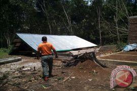 BPBD Jambi data korban puting beliung Sarolangun