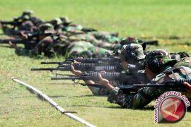 Sepertiga pasukan TNI selalu siaga setiap hari