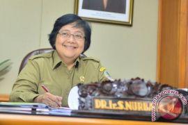 Kinerja Menteri LHK dipuji legislator